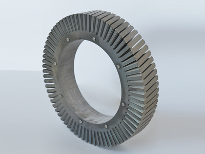 Elevator electrical machinery stator ferrite core (WSM-T F2)